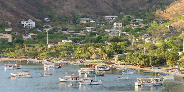 Colombia Photograph - Colombia, Taganga by Matt Freedman