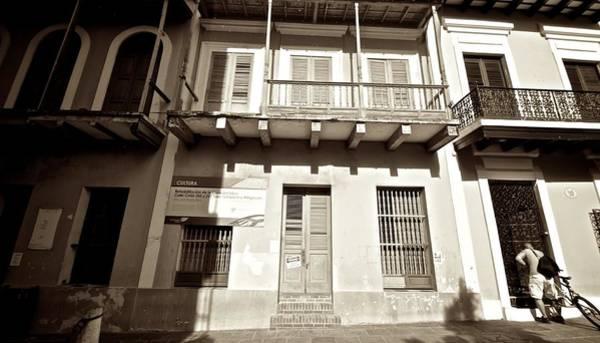 Photograph - Colonial Facades by Ricardo J Ruiz de Porras