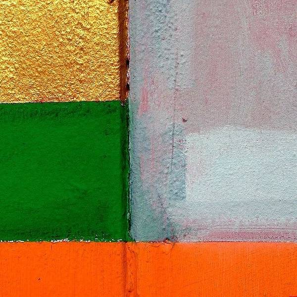 Wall Art - Photograph - Color Block by Julie Gebhardt