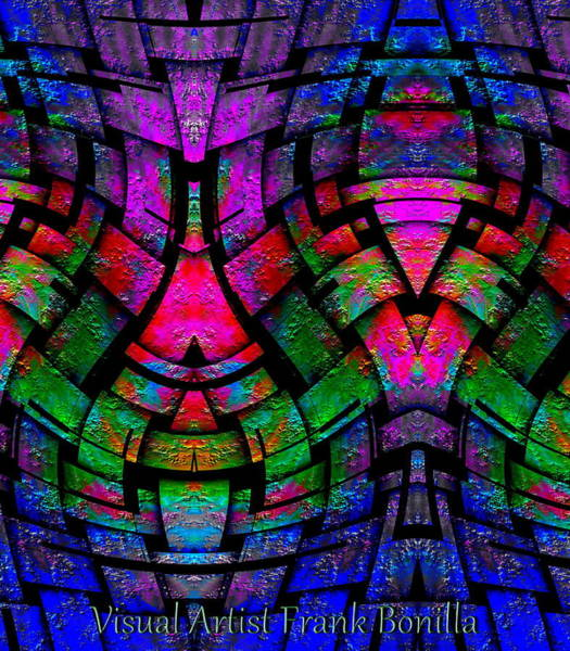 Color By Jesus Art Print