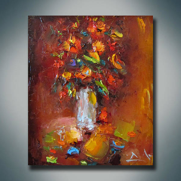 Wall Art - Painting - Color Composition by Stanislav Lazarov