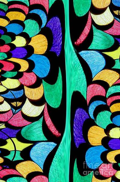 Digital Art - Color Dance by Rafael Salazar