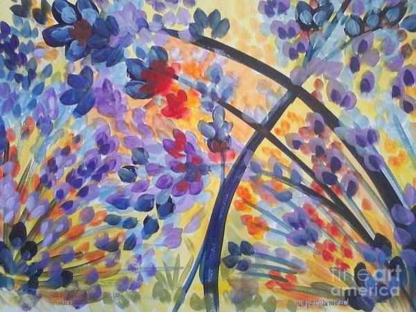 Painting - Color Flurry by Holly Carmichael