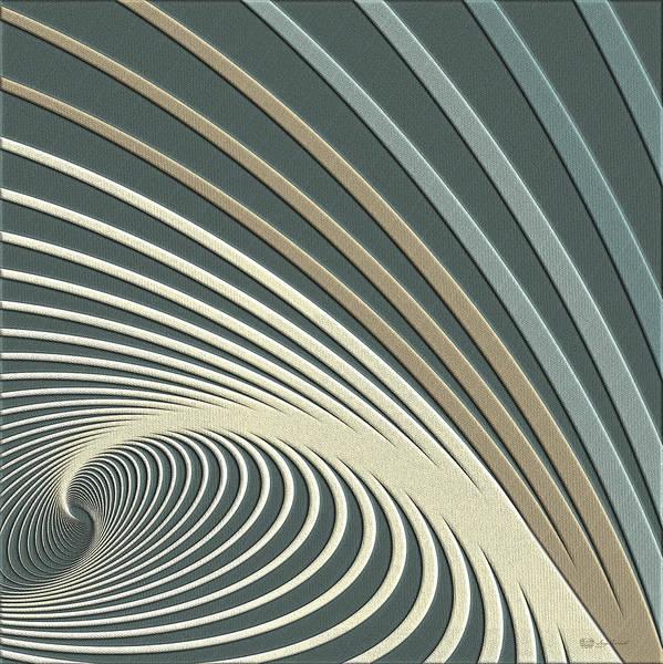 Digital Art - Color Harmonies - Lake Morning Dew by Serge Averbukh