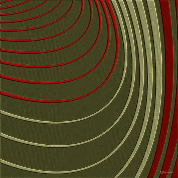Digital Art - Color Harmonies - Tiny Explosions Of Summer by Serge Averbukh