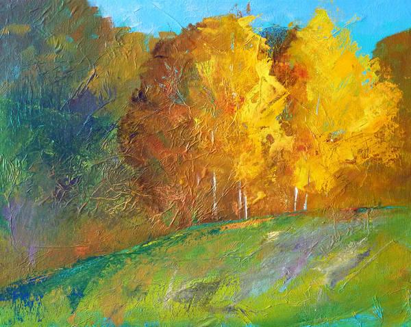 Fresh Paint Painting - Color by Nancy Merkle