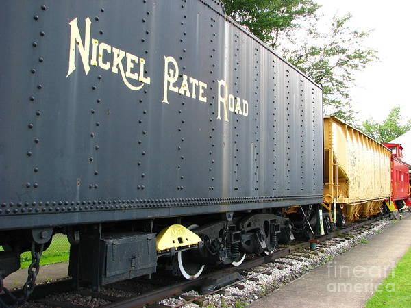 Wall Art - Photograph - Color Of Nickel by Michael Krek