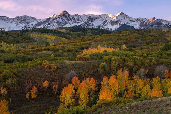 Wall Art - Photograph - Colorado Autumn Sunrise by Aaron Spong