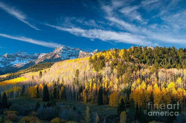 Photograph - Colorado Blue Sky by Steve Stuller