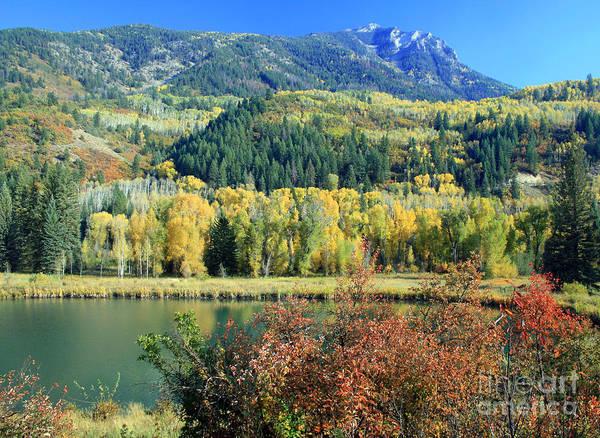 Somerset County Photograph - Colorado Colors by Bob Hislop
