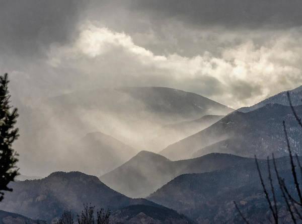 Rocky Mountain Digital Art - Colorado Glory by Ernie Echols
