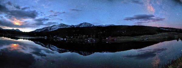 Silverton Photograph - Colorado Moon To Milk by Mike Berenson / Colorado Captures