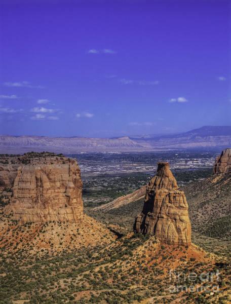 Photograph - Colorado Nat Monument by David Waldrop
