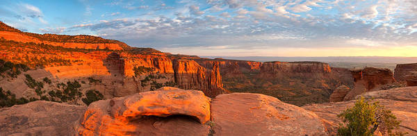 Photograph - Colorado National Monument by Darren Bradley