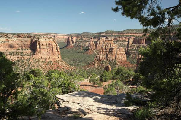 Us Southwest Photograph - Colorado National Monument by Jim West