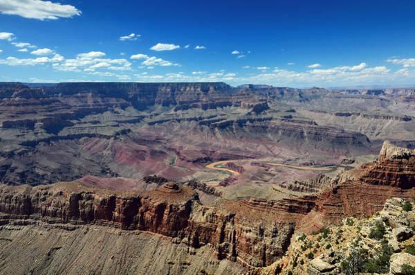 Photograph - Colorado River Flowing Through The Grand Canyon by RicardMN Photography