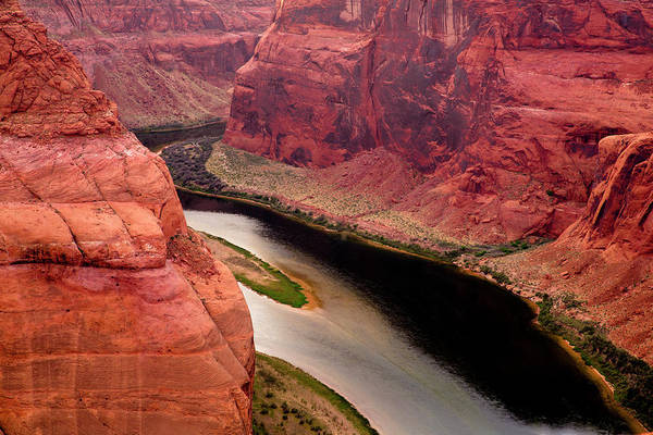 Wall Art - Photograph - Colorado River, Horseshoe Bend National by Jolly Sienda