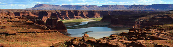 Thompson River Photograph - Colorado River Panoramic by David Lee Thompson