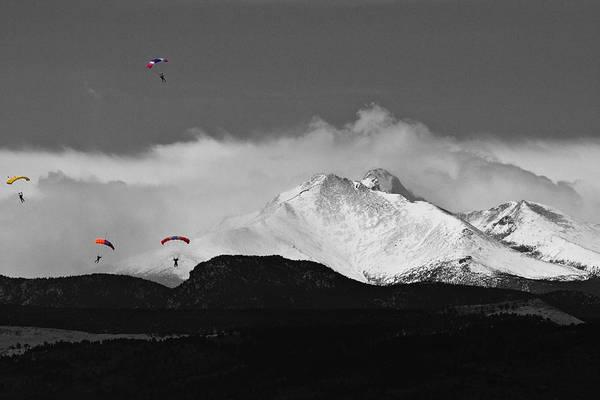 Photograph - Colorado Rocky Mountain High by James BO Insogna