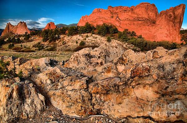 Photograph - Colorado Springs Icon by Adam Jewell