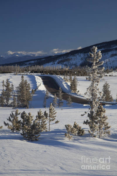 Photograph - Colorado Winter by Jim West