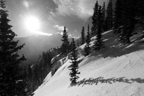 Photograph - Colorado Winter Shadows by Cascade Colors
