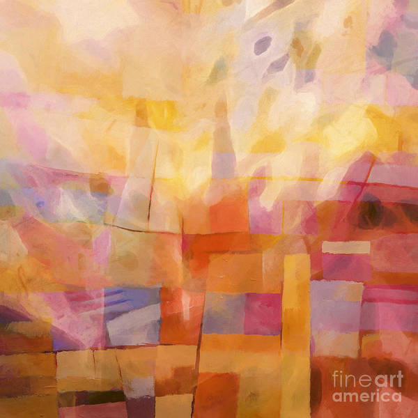 Painting - Colorfiesta by Lutz Baar