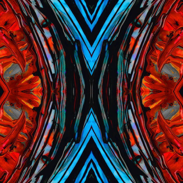 Painting - Colorful Abstract Art - Expanding Energy - By Sharon Cummings by Sharon Cummings