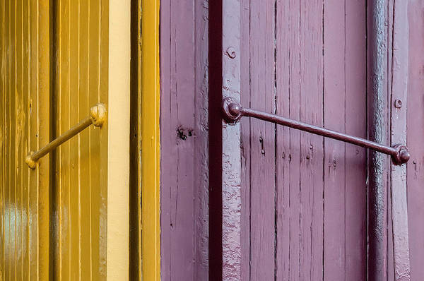 Photograph - Colorful Corner On The Boxcar by Gary Slawsky