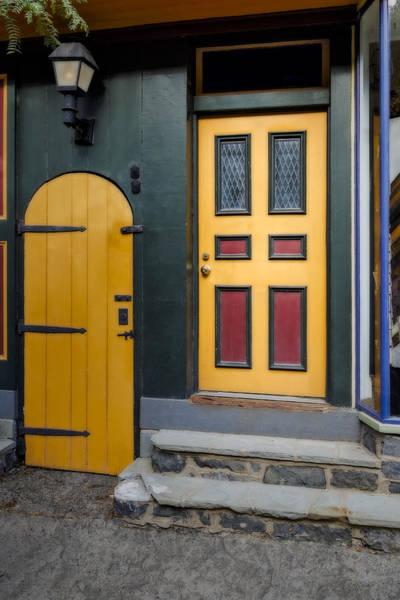 Photograph - Colorful Doors by Susan Candelario