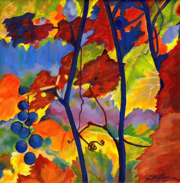 Painting - October Colors by Tanya Filichkin