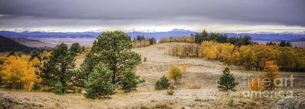 Photograph - Colorful Panorama by David Waldrop