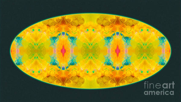Digital Art - Colorful Pattern Of Existence Abstract Pattern Artwork By Omaste Witkowski by Omaste Witkowski