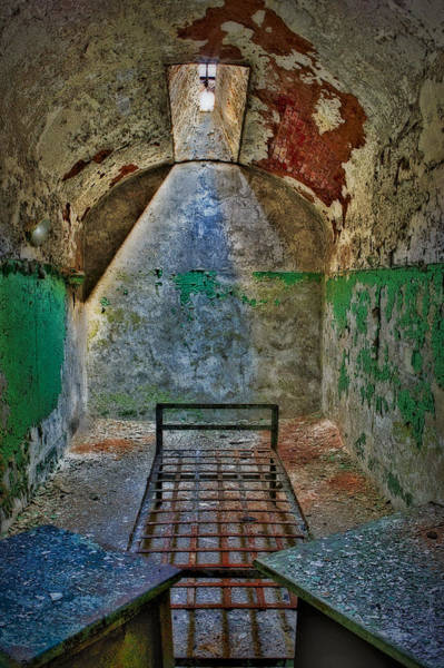 Rustic Furniture Photograph - Colorful Rust At Esp by Susan Candelario