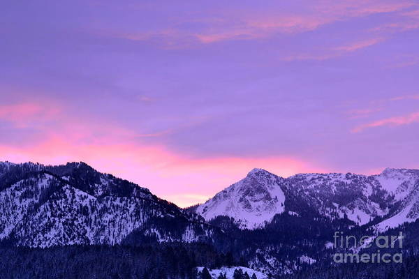 Photograph - Colorful Sunrise No. 1 by Dorrene BrownButterfield