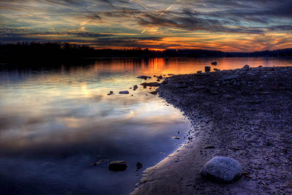 Photograph - Colorful Sunset by David Dufresne