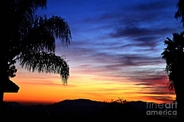 Photograph - Colorful Sunset  by Sharon Tate Soberon