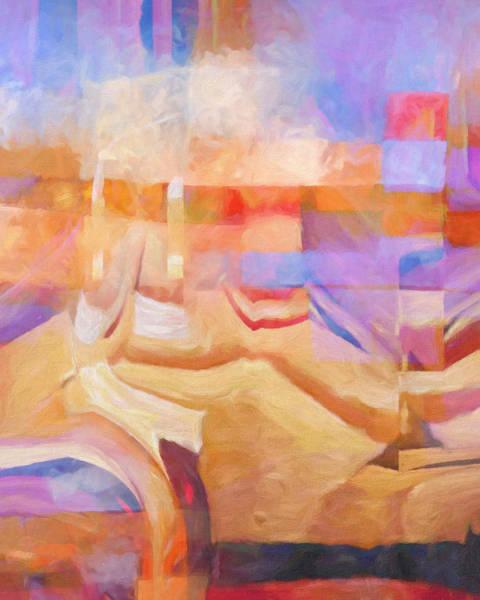 Painting - Colorlight by Lutz Baar