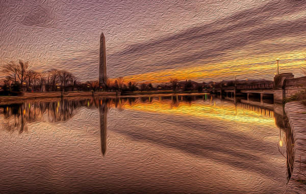 Photograph - Colors In The Morning by Dave Hahn