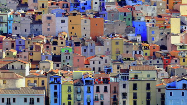 Italia Photograph - Colors by Lorenzo Valsecchi