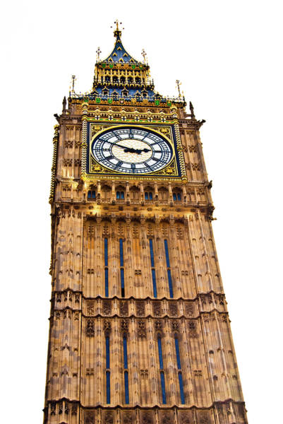 Photograph - Colors Of Big Ben by Christi Kraft
