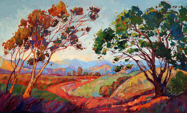 Wall Art - Painting - Colors Of California by Erin Hanson