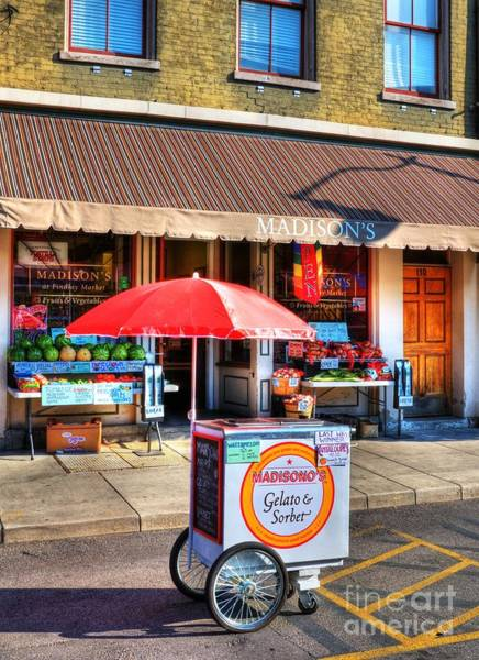 Findlay Market Photograph - Colors Of Cincinnati 3 by Mel Steinhauer