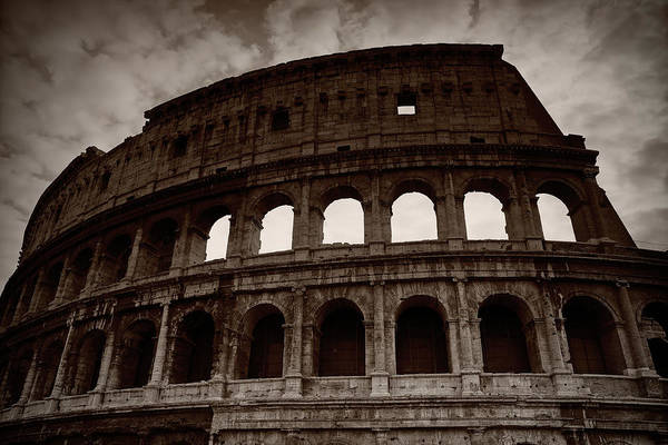 Wall Art - Photograph - Colosseum by Stefan Nielsen