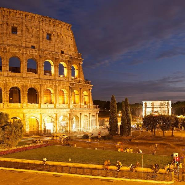 Photograph - Colosseum by Stephen Taylor
