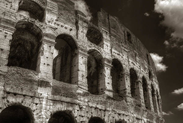 Colosseum Wall Art Print