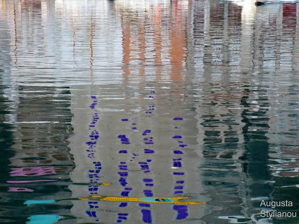 Digital Art - Colour In The Grey by Augusta Stylianou