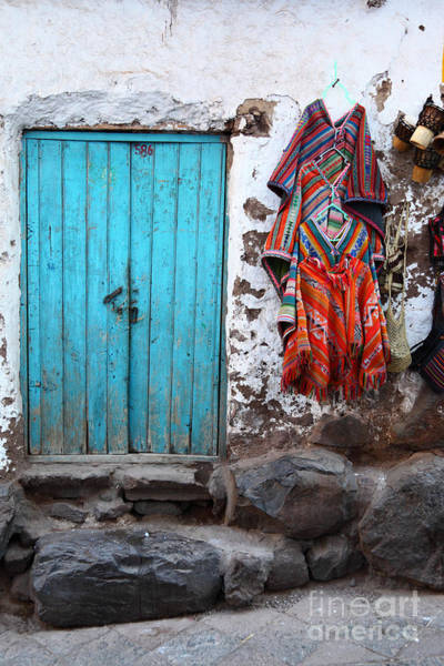 Photograph - Colours Of Peru by James Brunker