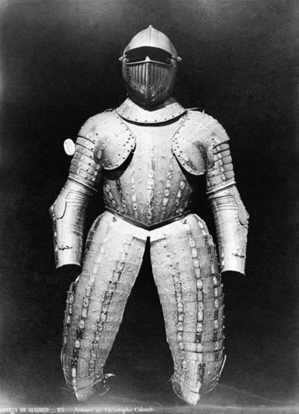 Wall Art - Photograph - Columbus Armor by Granger