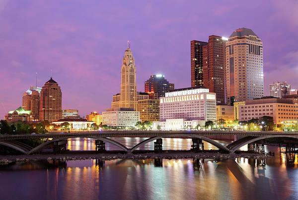 Ohio Photograph - Columbus Ohio by Denistangneyjr